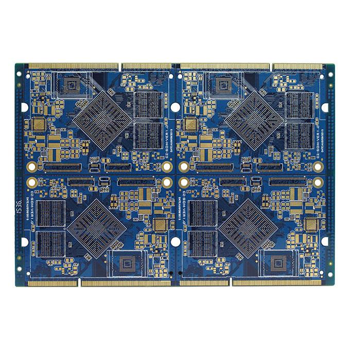 8层高密度PCB电路板