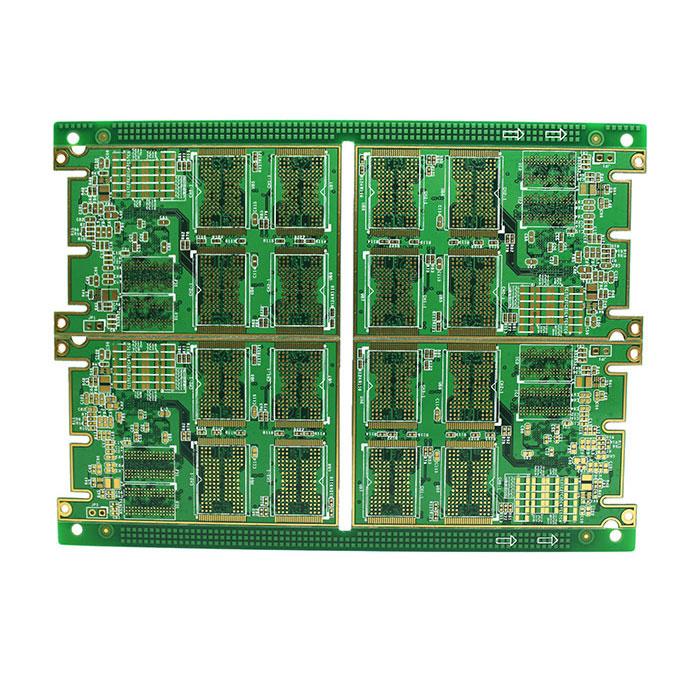 8层高Tg阻抗细密xian路PCBdian路板