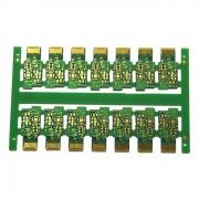 6 Layer High TG Leadless Golden Finger PCB